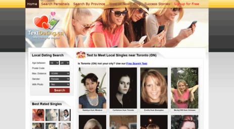 online dating sites free toronto