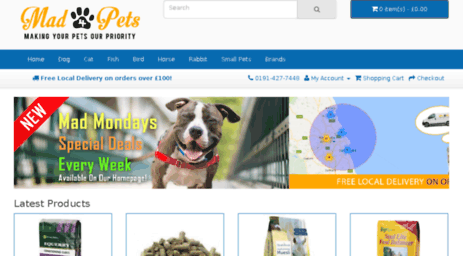 mad4pets.co.uk