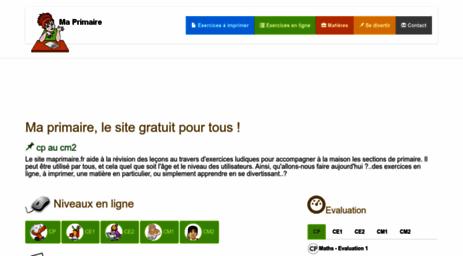 [SCHEMATICS_48YU]  Visit Maprimaire.fr - Ma primaire, soutien scolaire gratuit, educatif cp  ce1 ce2 cm1 cm2. | Ce2 Cm1 |  | Website analytics by Giveawayoftheday.com