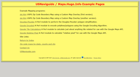 Visit Maps Huge Info Usnaviguide Maps Huge Info Example Pages
