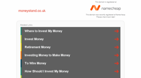 moneystand.co.uk
