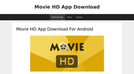 movie hd download ios