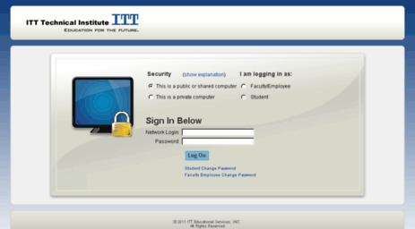 itt-tech student portal