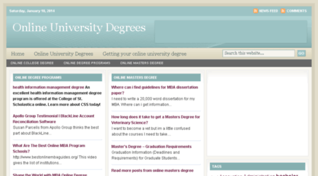 onlineuniversitydegrees.net