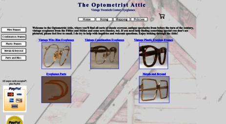 17265e31c5ad optometristattic.com. The Optometrist Attic - Full of vintage eyeglasses:  antique wire rim and ...