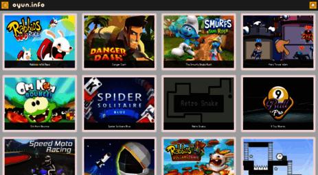 Oyna yeni oyunlar oyun Oyun Mynet