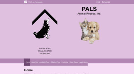 palsrescue.org