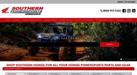 Parts.southernhonda.com