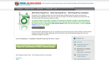 us payroll tax calculator