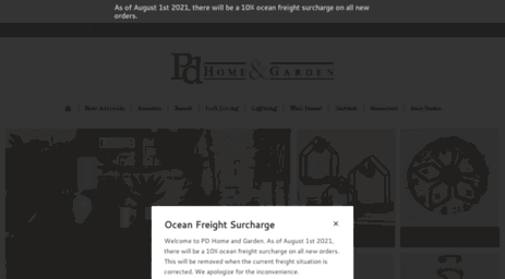 pdhomeandgardencom online - Pd Home And Garden
