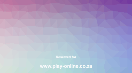 play-online.co.za