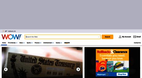 wowway net login