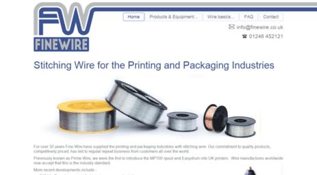 Visit Primewire.co.uk - Prime Wire Ltd.