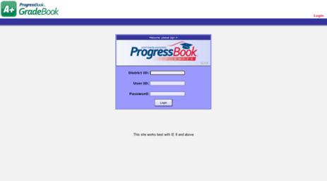 progressbook ocps net
