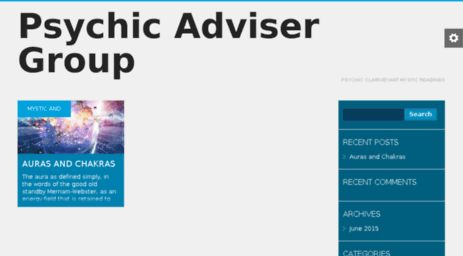 psychicadviser.co.uk