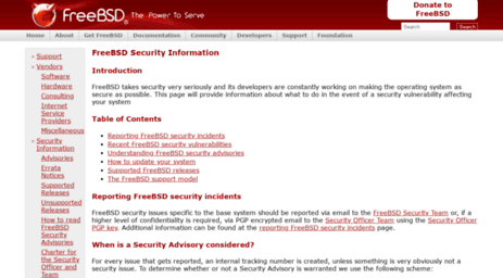 security.freebsd.org