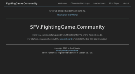 sfv.fightinggame.community