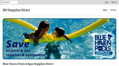 Visit Shop.bluehaven.com - Blue Haven Pools Supplies – Blue ...