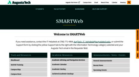 augustatech smartweb