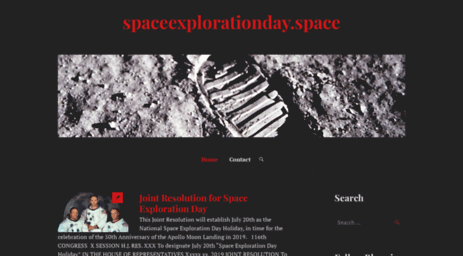 spaceexplorationday.us