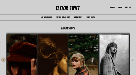 5f84cb6e25 Visit Store.taylorswift.com - Welcome to Taylor Swift Official ...