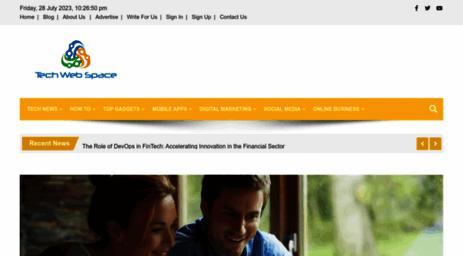 Visit Techwebspace com - Write For US Technology, Digital Marketing