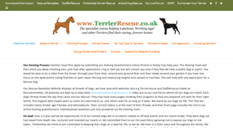 terrierrescue.co.uk