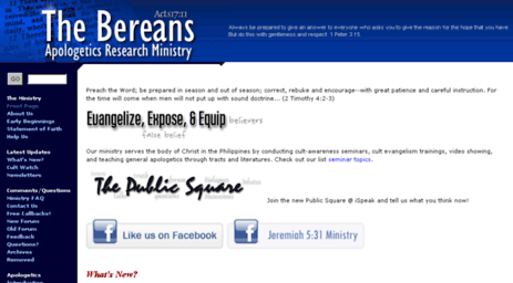 thebereans.net