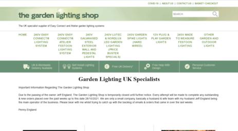 Thegardenlightingshop.co.uk. The Garden Lighting Shop Are Specialists Of  Exterior Lighting ...