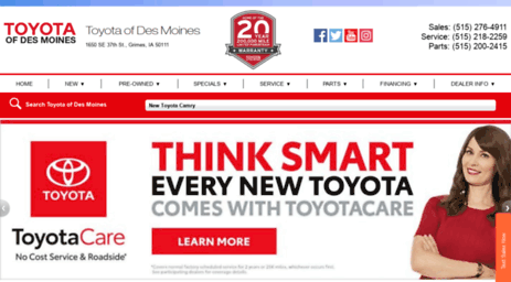 Superior Toyota Of Des Moines In Grimes, IA Offers New And Used Toyota Cars, Trucks,  And SUVs To Our Customers Near Des Moines And West Des Moines.