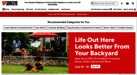 tractor-supply.org