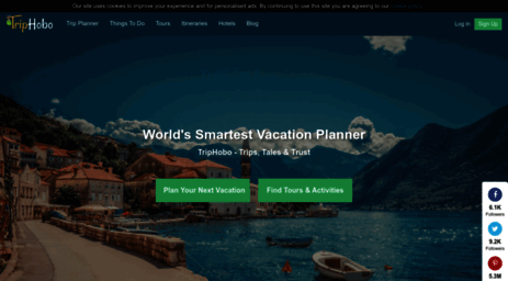 visit triphobo com vacation planner free vacation planning
