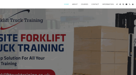 ukforklifttrucktraining.co.uk