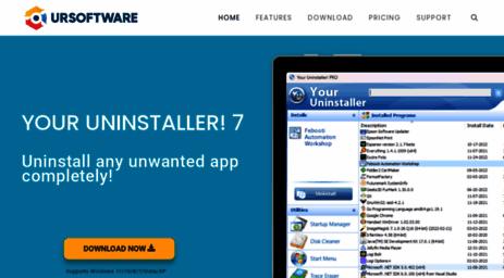 your uninstaller download filehippo