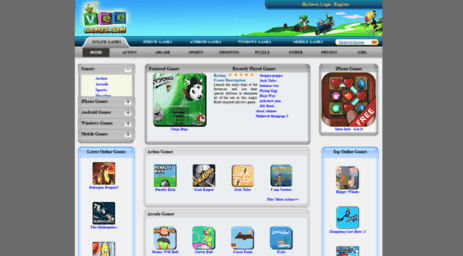 Best games daily update page