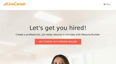 visit wb1 cmslivecareercom resume builder free resume