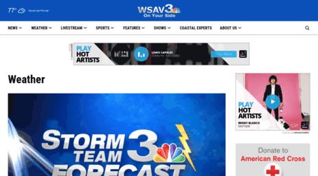 Weather Wsav Com