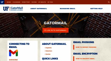 webmail.ufl