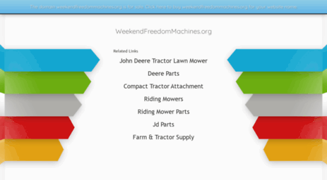 weekendfreedommachines.org
