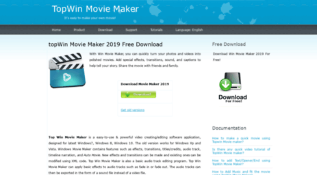free download windows movie maker for windows 10