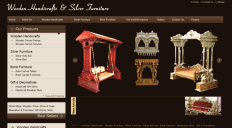 Visit Wooden Handicrafts Co In Wooden Handicrafts Manufacturers