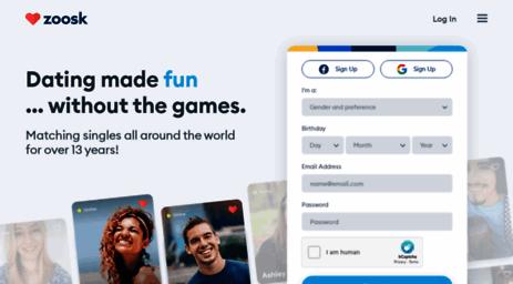 zook online dating