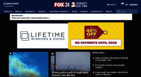 Visit 2thedeuce com - FOX31 Denver | Denver, Colorado News