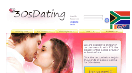 Date website south africa
