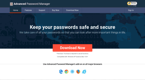 password manager keep