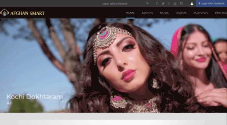 Visit Afghansmart com - Afghansmart com - The Best Music