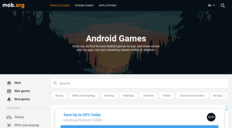 Visit Android mob org - Download Android Games free, New APK