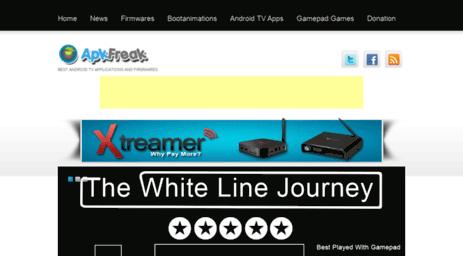 Visit Apkfreak com - ApkFreak - Android TV Box Firmwares and