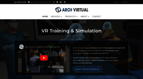 Visit Archvirtual com - Virtual Reality Applications for Oculus Rift