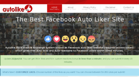 Visit Autolike co id - Autolike Biz | The Best Facebook Auto